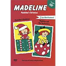 Madeline's Christmas/Madeline and the Toy Factory by Christopher Plummer