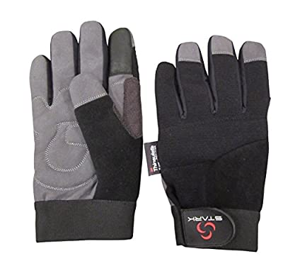 Stark Winter Work Gloves - Skiing, Snowmobiling, Construction, Mechanic Gloves