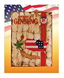 Cheap SKU #0126-8, Hsu's Ginseng Cultivated American Ginseng Roots Slices (8 oz = 227 gm / box), with one free single American ginseng tea bag, 126-8, 126.8