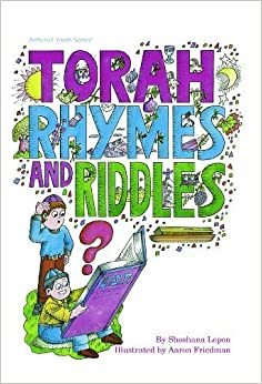 Book Torah Rhymes and Riddles (Artscroll Youth Series) by Shoshana Lepon (1992-11-03)