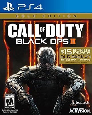 Call of Duty: Black Ops III - Gold Edition - PlayStation 4(Versión EE.UU., importado): Amazon.es: Videojuegos
