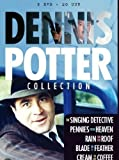 9 DVD Box Dennis Potter Collection - Pennies from Heaven - Singing Detective - Rain on the Roof - Blade on a Feather - Cream in my Coffee English Audio - Region 2