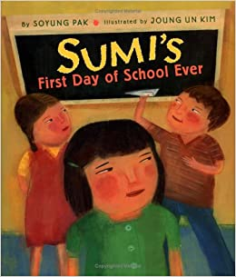 Book Sumi's First Day of School Ever