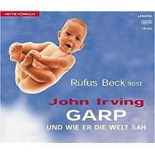 Garp und wie er die Welt sah. 15 Cassetten.