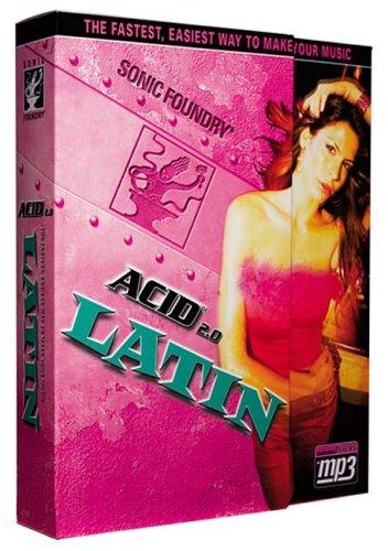 Sonic Foundry Acid 2.0 Latin 724740001324
