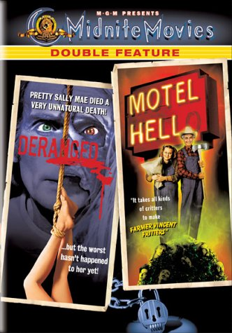 Have nobody home upstairs / Motel Hell (Midnite Movies Double Feature)