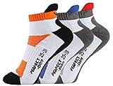 Best Tennis Socks - Perfect Dry, Breathable, Moisture Wicking Tennis Badminton Socks Review
