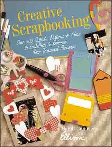 Creative Scrapbooking Over 300 Cutouts Patterns Ideas