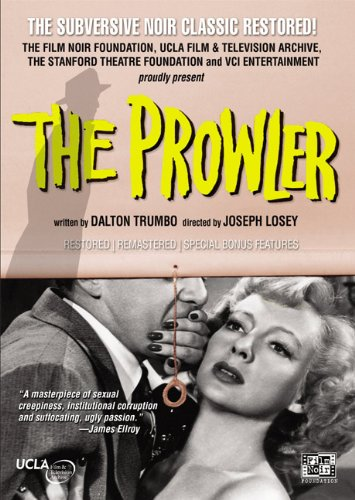 The Prowler (1951 film) Amazoncom The Prowler Van Heflin Evelyn Keyes John Maxwell