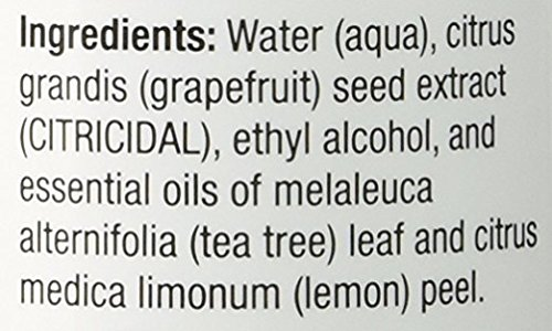 Grapefruit Seed Extract Skin Care