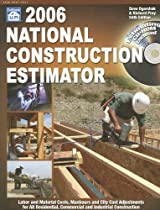 2006 National Construction Estimator