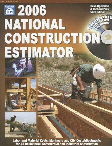 Ebook 2006 national construction estimator free pdf Online building estimator