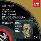 klaus tennstedt mahler symphonies - Mahler: Symphonies #4 & 8 'Symphony of a Thousand' - Klaus Tennstedt, London Philharmonic Orchestra & Choir