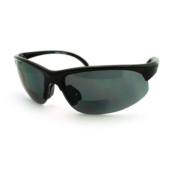 Amazon.com: Gafas de sol para hombre con lente de lectura ...