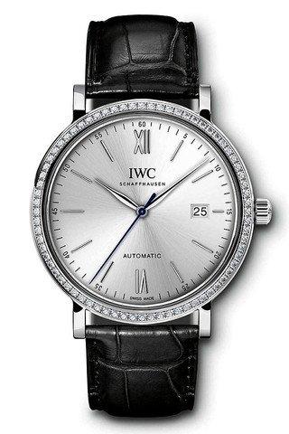 Nuevos IWC Portofino Automático Mens Reloj IW356501: Portofino: Amazon.es: Relojes