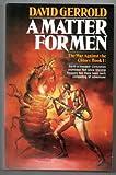 """A Matter for Men (The War Against the Chtorr, Book One)"" av David Gerrold"