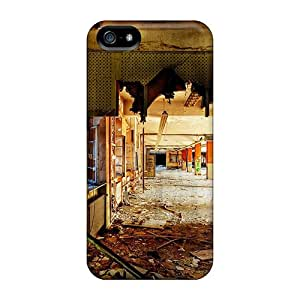 Hot Fashion TVTHObc829mMPUz Design Case Cover For Iphone 5/5s Protective Case (decayed Hallway In An Aboned Post Office Hdr)