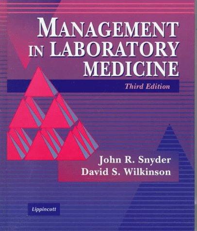 Management in Laboratory Medicine