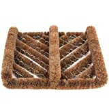 Natural Coir Boot Scrubber