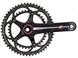 52 39 crankset - Campagnolo Super Record Carbon Ti Ultra-Torque 11 Speed Double Standard 39/52 Crankset 175mm