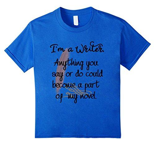 Novel Writer Author T-Shirt