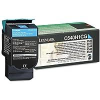 Lexmark C540H1CG X543, X544 Cyan H Y Return