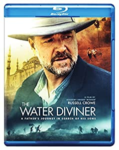 Cover Image for 'Water Diviner, The (BLU-RAY)'