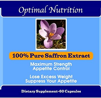 Amazon Com Saffron Extract Premium 100 Pure Maxium Strength