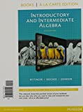 Introductory and Intermediate Algebra, Books a la Carte Edition, Plus MyMathLab -- Access Card Package 5th Edition