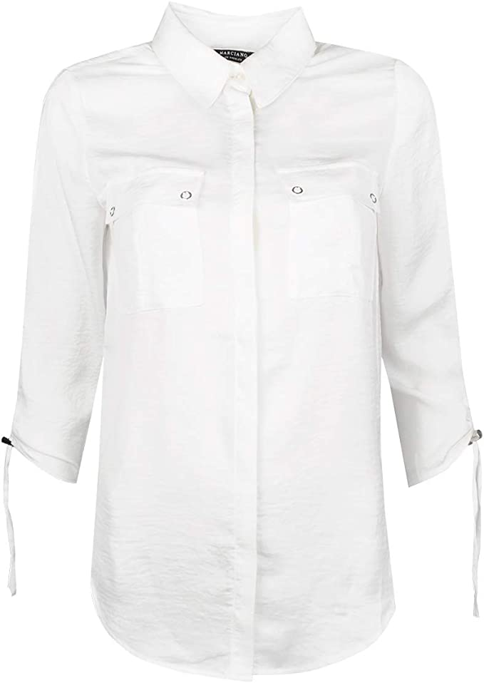 Guess Marciano Camicia 74G4538462Z Size 40 (EU) (IT
