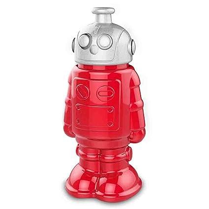 Botella de plástico, botella de robot, botella para niñ ...