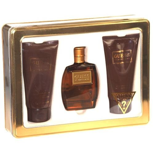 Guess Suede by Guess for Men, Gift Set