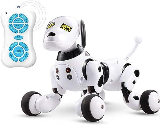 MYYDD Perro Robot, Juguete Inteligente para Perros Juguete de ...