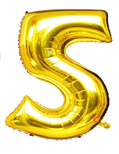 langxun-40-number-5-air-filled-helium-gold-mylar-balloons-for-birthday-party-supplies