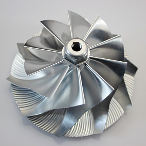 88mm turbocharger - 3