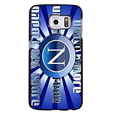 Fashion Bright SSC Napoli Football Club Phone Case Solid Cover for Samsung  Galaxy S6 Edge Plus Napoli FC Popular  Amazon.co.uk  Electronics 356fffacf8276