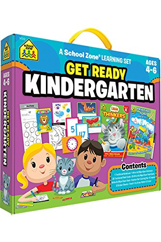 Get Ready Kindergarten Learning Set