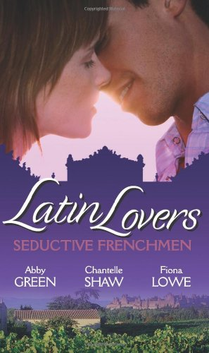 book cover of Latin Lovers: Seductive Frenchman