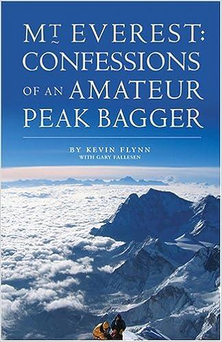 Opinion amateur bagger confession everest mount peak excellent idea
