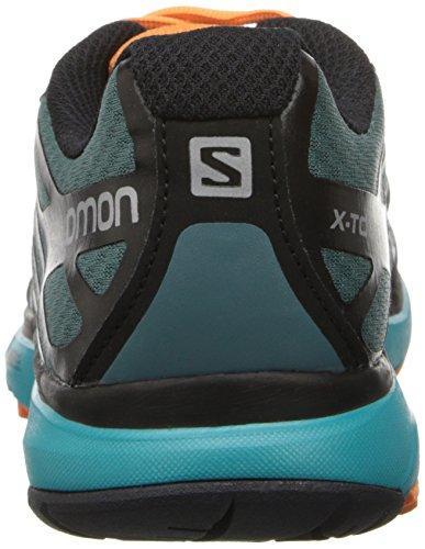 Salomon X-Tour W, Damen Laufschuhe Blau