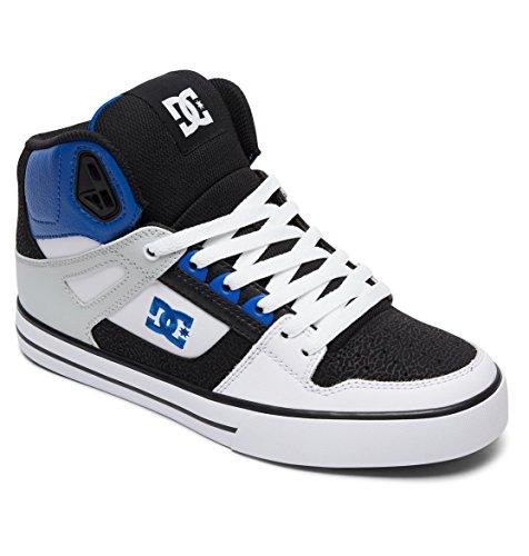 Adys400043 Nero da Scarpe Shoes colori Multi Dc Se Pure uomo blu bianco qwYaxAB