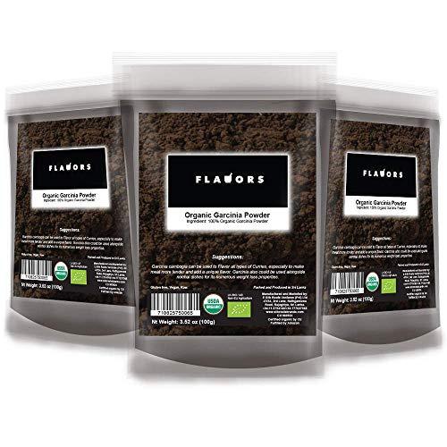 FLAVORS Organic Garcinia Cambogia Premium product image