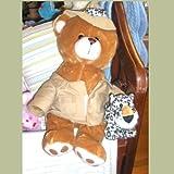 Safari Bear with Friend