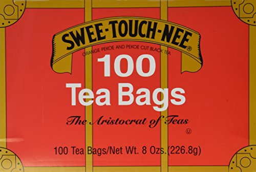(Sweet Touch Nee Orange Pekoe & Pekoe Cut Black Tea Bags, 100 ct, 2 pk)