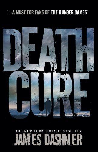 """""""The Death Cure (Maze Runner Series) by Dashner. James ( 2012 ) Paperback"""" av Dashner. James"""