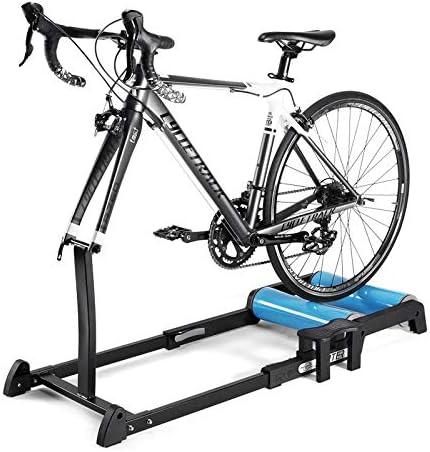 Rodillos de entrenador de bicicleta Entrenamiento de ciclismo de ...