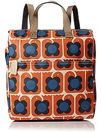 Love Birds Print Backpack Bag