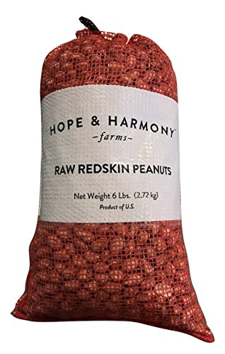 Royal Oak Virginia Raw Out Of The Shell Peanuts, 6 Pound Bags (Pack of 2) (Gourmet Frozen Food Delivered To Your Door)