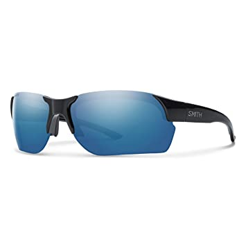 3edbfaa0e2 Smith Envoy Max ChromaPop Polarized Sunglasses - Men s Black Polarized Blue  Mirror