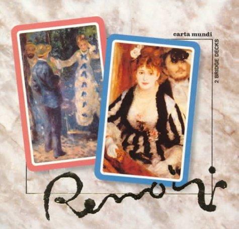 Renoir Double Bridge Deck - Carta Mundi (Art Gallery Series)